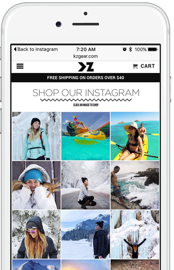 Leverage & Monetize Instagram